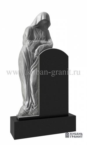 Гранитный резной памятник №56