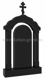 Гранитный памятник с аркой №38