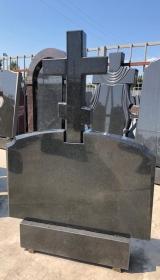 Гранитный семейный памятник №28-2